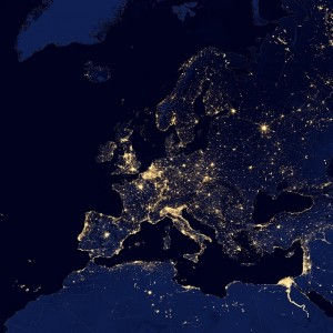 Europe Space View