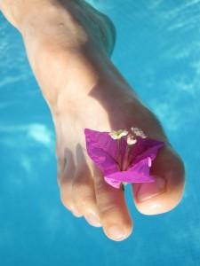 Toe Flower